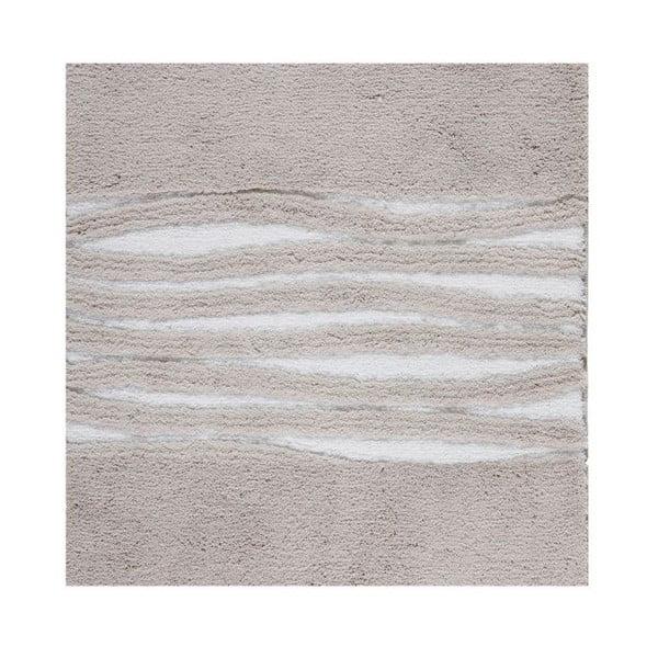 Dywanik łazienkowy Morgan Beige, 60x60 cm