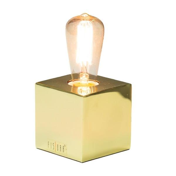 Lampa stołowa Cube Oro