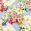 Pościel Wild Orchid Yellow, 140x200 cm