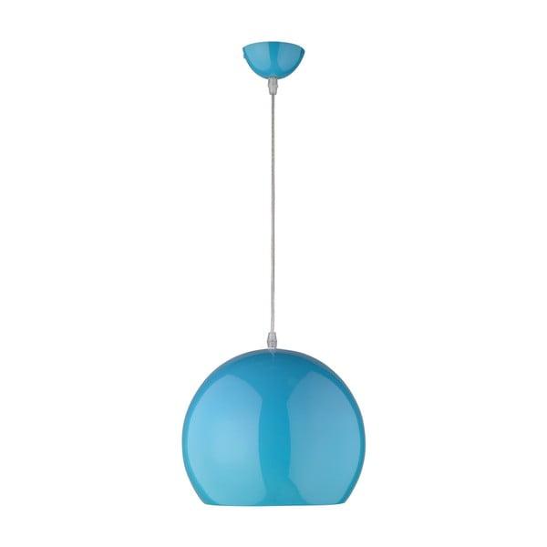Lampa sufitowa Bobby Body, niebieska