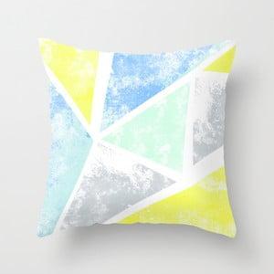Poszewka na poduszkę Triangle III, 45x45 cm