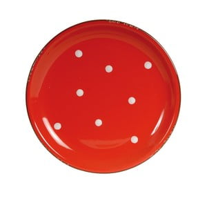 Talerz Antic Line Round Red, 26 cm