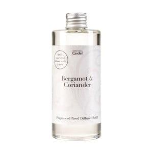 Zapas do dyfuzora o zapachu bergamotki i kolendry Copenhagen Candles Bergamot & Coriander Home Collection, 300 ml