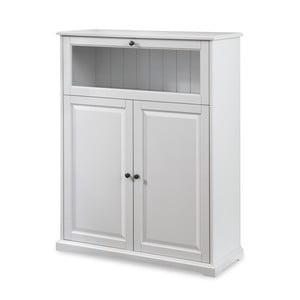 Biała komoda Dřevotvar Ella