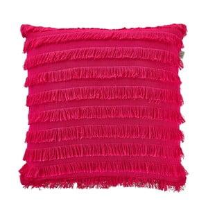 Poduszka z wypełnieniem Franjer Fuchsia, 45x45 cm