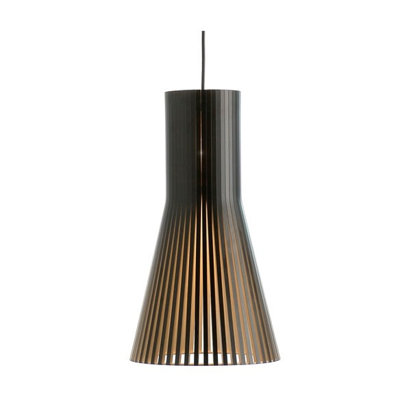 Lampa wisząca Secto 4201 Black, 45 cm