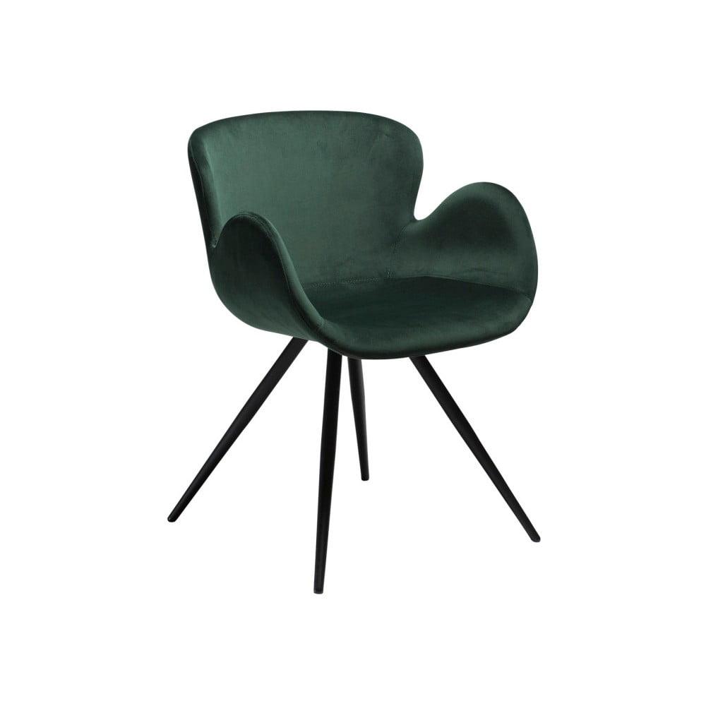 Zielone krzesło DAN-FORM Denmark Gaia