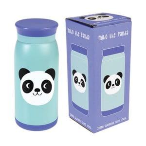 Butelka ze stali nierdzewnej Rex London Miko the Panda, 350ml