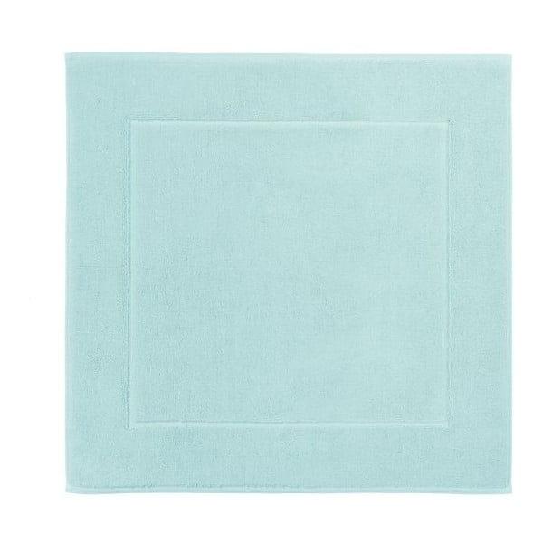 Miętowy dywanik łazienkowy Aquanova London, 60x60 cm