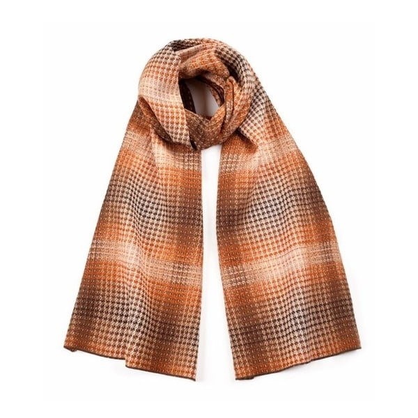Szalik Reno Orange/Brown