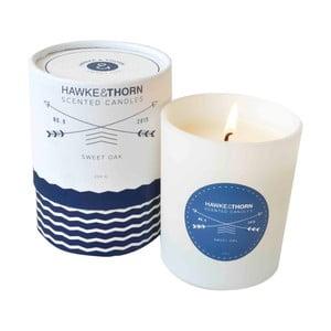 Świeczka o zapachu słodkiego dębu Hawke&Thorn