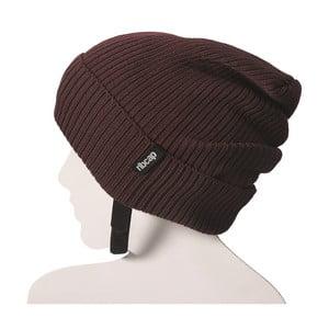 Bordowa czapka ochronna Ribcap Lenny, L