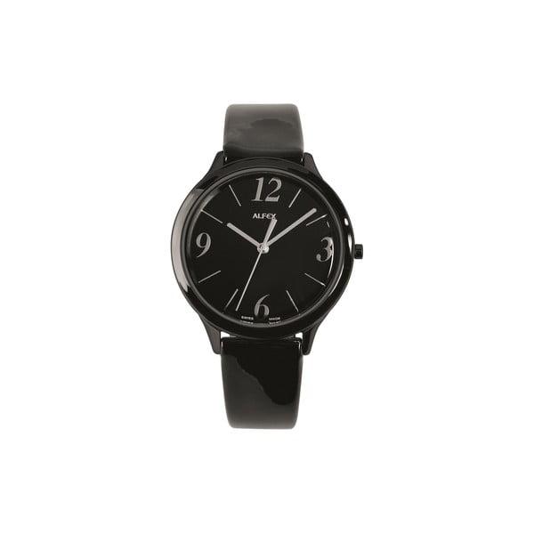 Zegarek damski Alfex 5701 Black/Black