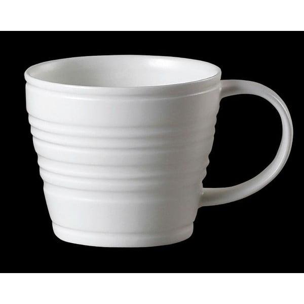 Kubek z angielskiej porcelany Tubby Ribbed