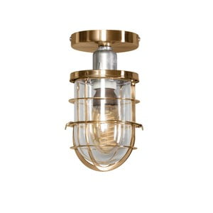 Lampa wisząca ETH Matino Bronze Industrio Short