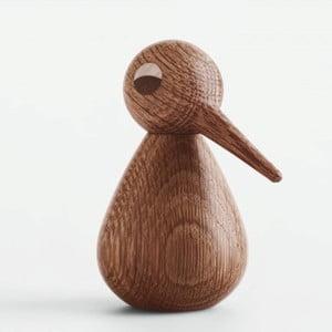 Mała dekoracja w kształcie ptaszka z ruchomą główką Architectmade Bird Drop