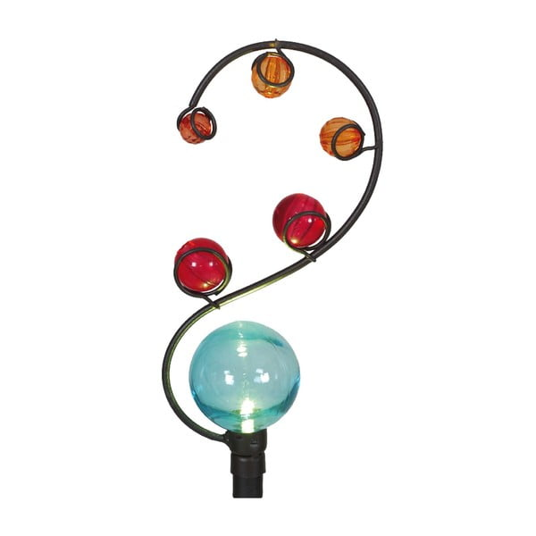 Słoneczna lampa ogrodowa Grapi