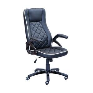 Czarny fotel biurowy 13Casa Thor A2