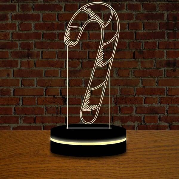 Lampa z efektem 3D Christmas no. 10