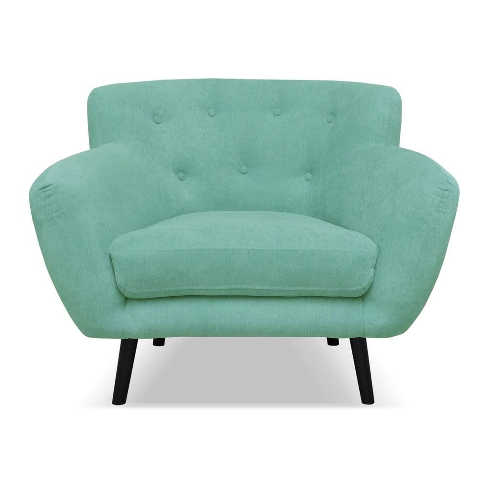 Zielony fotel Cosmopolitan design Hampstead