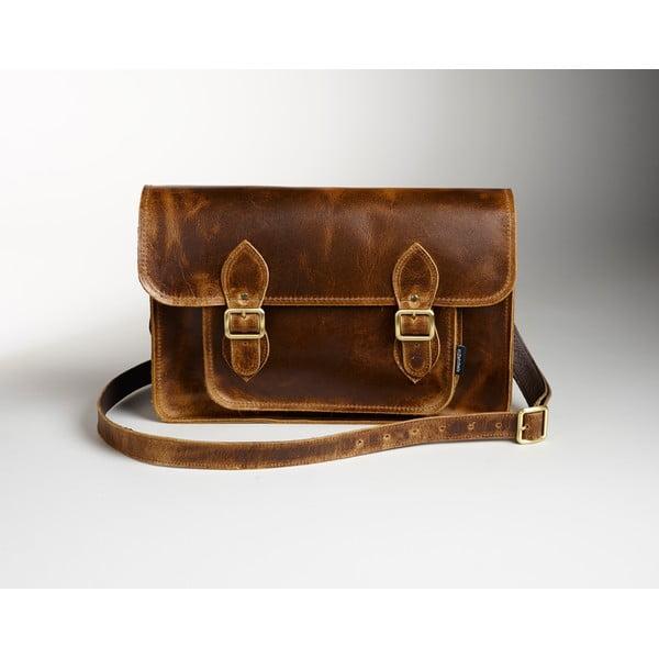 Męska torba skórzana Coach Satchel, 40 cm