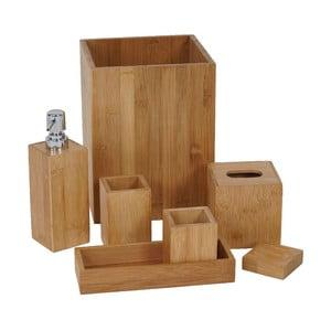 Zestaw do łazienki (7 części) Rome Bamboo