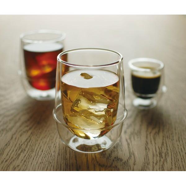 Kubek do herbaty mrożonej Kronos z podwójnym szkłem