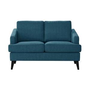 Turkusowa sofa dwuosobowa Guy Laroche Muse