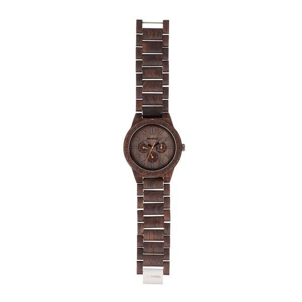 Drewniany zegarek Kappa Chocolate