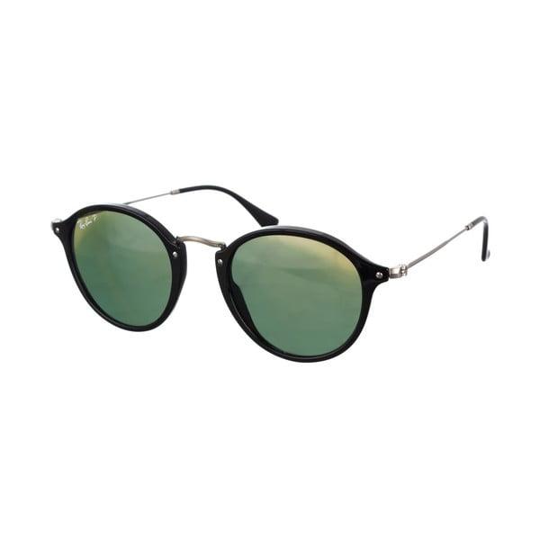 Okulary przeciwsłoneczne Ray-Ban Round Flex Black