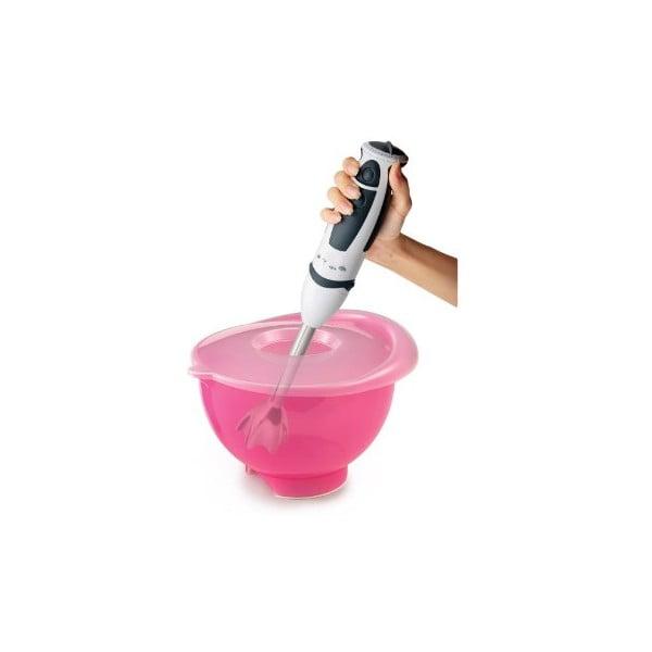 Różowe miski do mieszania i ubijania Snips Mix&Shake