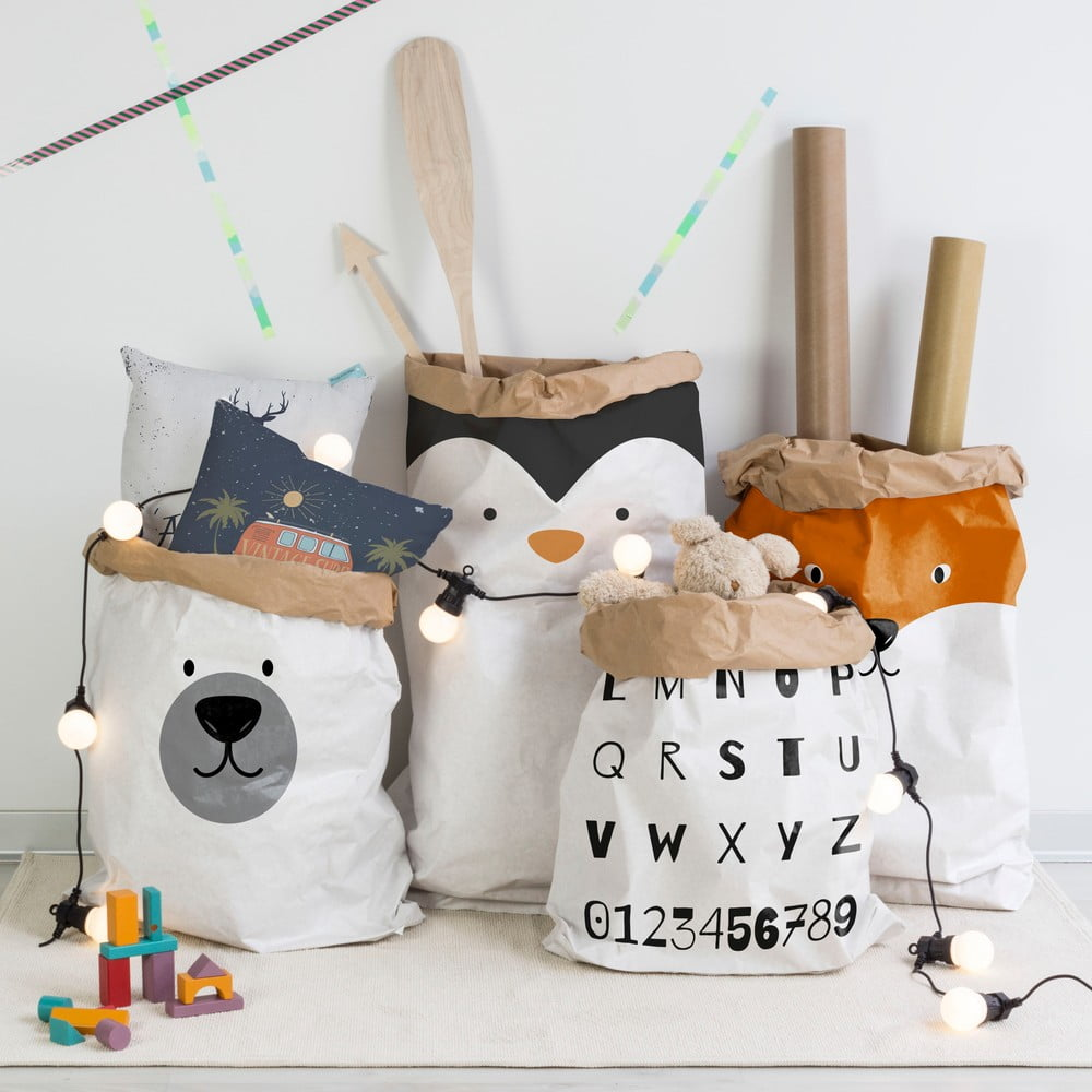 papierowa torebka little nice things fox bonami. Black Bedroom Furniture Sets. Home Design Ideas