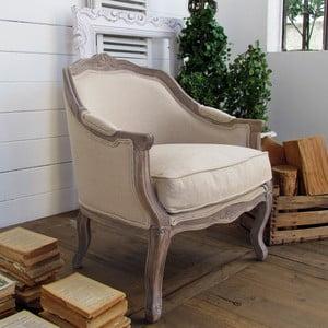 Fotel Victora Beige