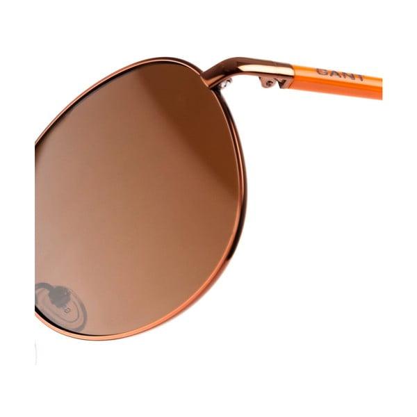 Męskie okulary przeciwsłoneczne GANT Brown
