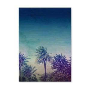 Plakat Palm Tree