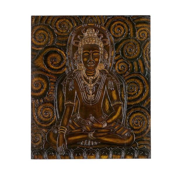 Obraz Buda, 100x120 cm