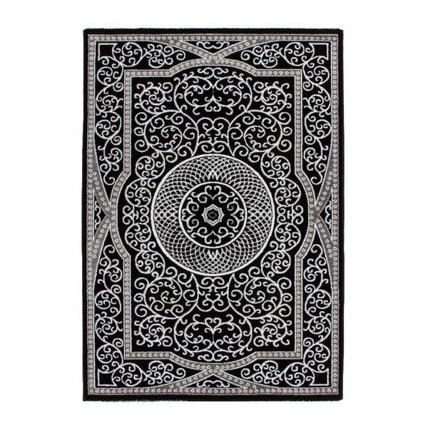 Dywan Altair 158 Black, 80x150 cm