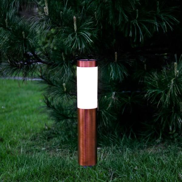 Miedziana lampa ogrodowa LED Best Season Path