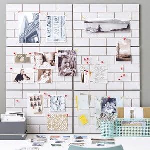 Tablica magnetyczna Design Ideas BrickWall