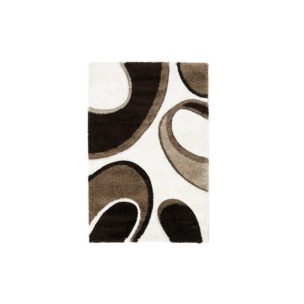 Dywan Fashion Ivory Brown, 120x170 cm