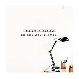 Naklejka Believe in Yourself