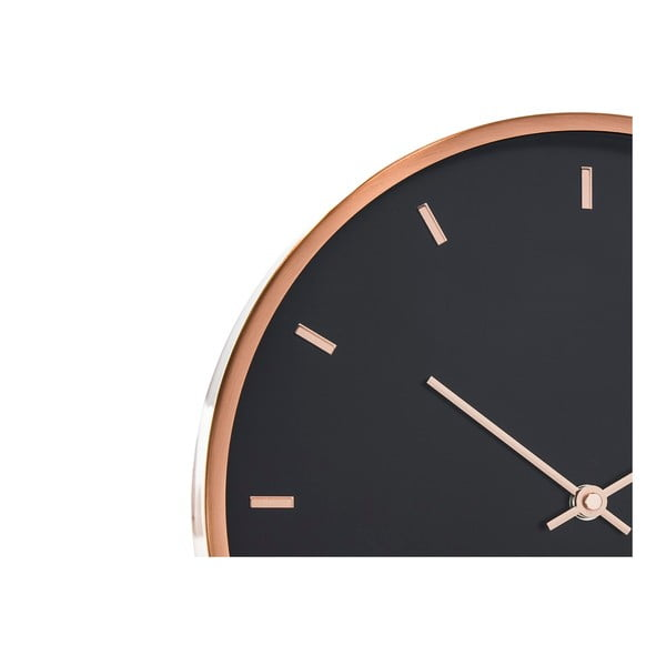 Zegar Cosmopolitan Black, 30 cm