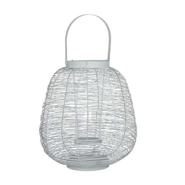 Lampion Venezia White, 47 cm