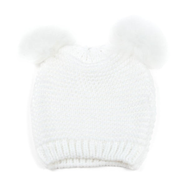 Czapka Ears White