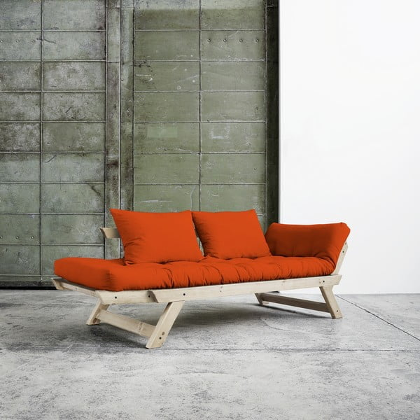 Sofa Karup Bebop Natural/Orange