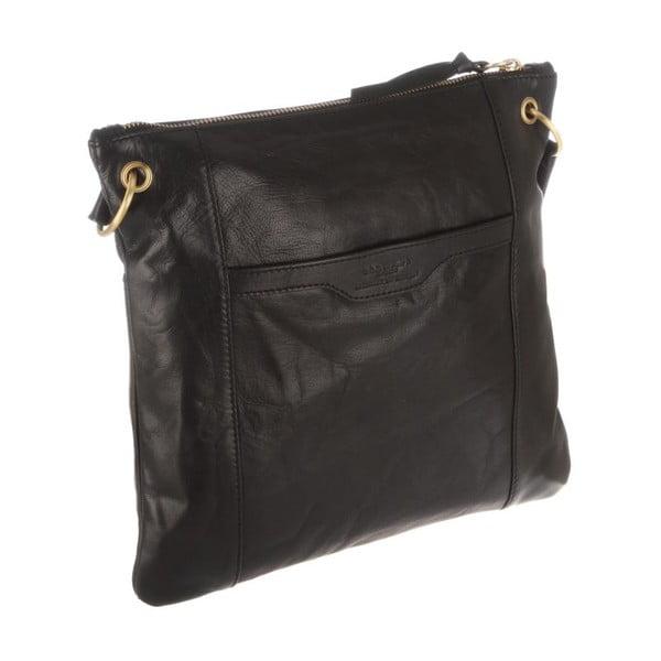 Skórzana torba  Odella Antique Black