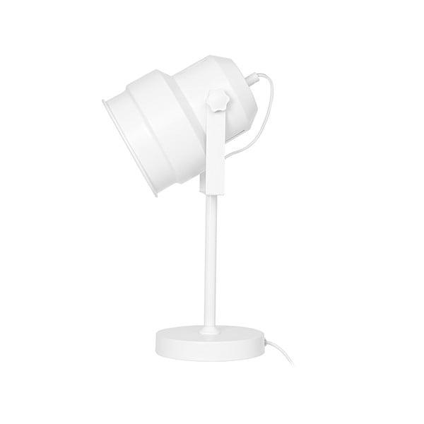 Biała lampa stołowa Leitmotiv Studio