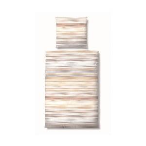Pościel Maco Jersey Mix Brown, 135x200 cm