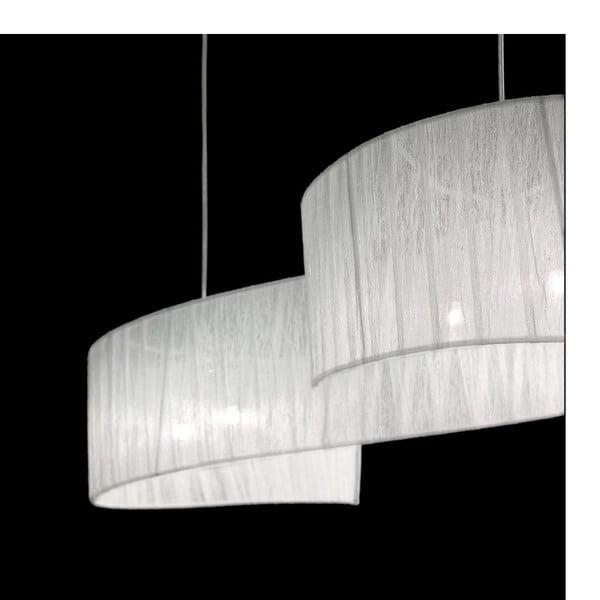 Lampa wisząca Evergreen Lights Curve Chrome