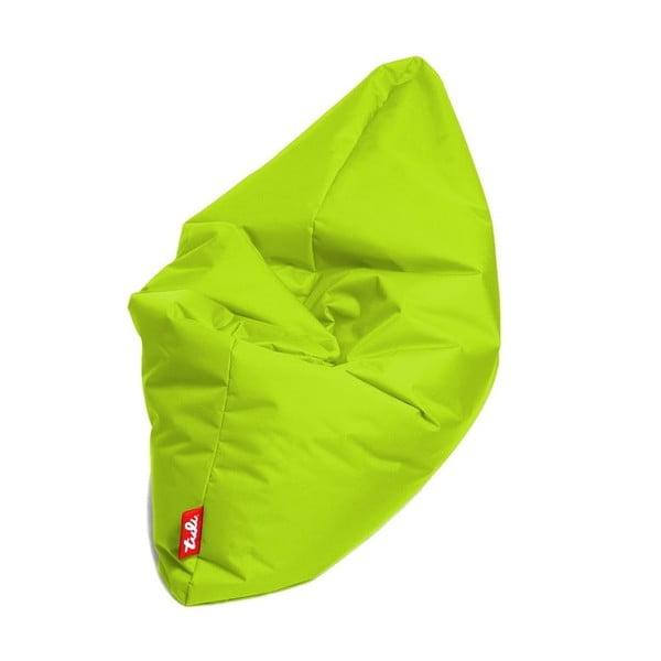 Zielony worek do siedzenia Tuli MiniSofa